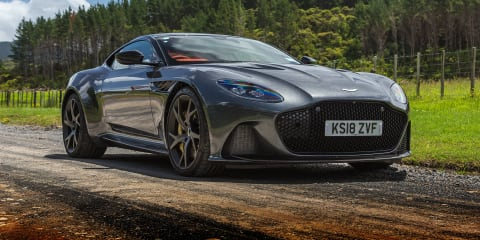 2019 Aston Martin DBS Superleggera review