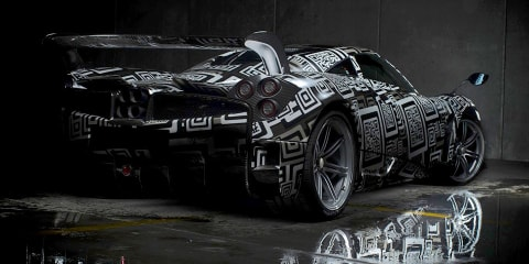 2016 Pagani Huayra:: hardcore limited-edition supercar teased