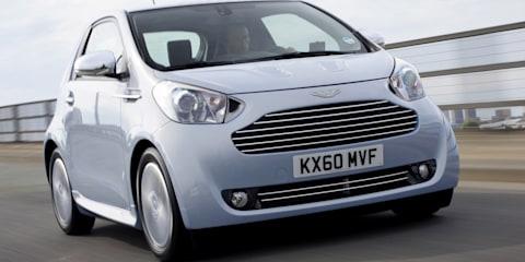Aston Martin Cygnet officially axed