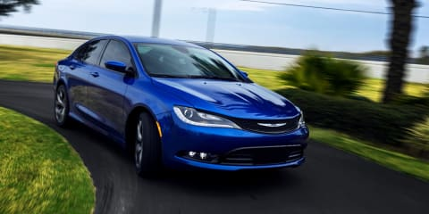 Chrysler 200 not for right-hand drive