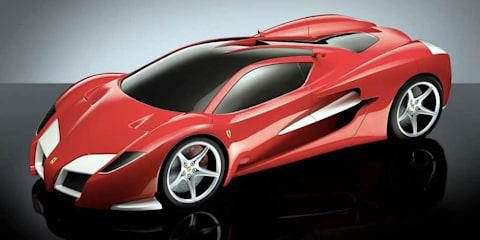 Ferrari Enzo successor to get inspiration from Bugatti Veyron: report