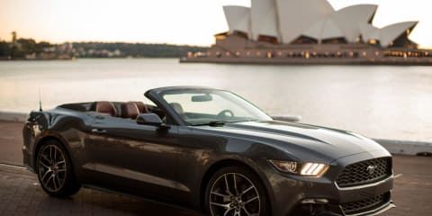 Ford Mustang-curious Australians bombarding the brand