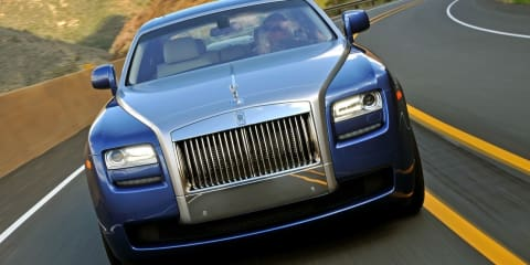 2013 Rolls-Royce Ghost Review