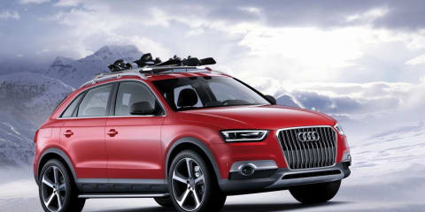 Audi Q3 Vail concept unveiled at Detroit