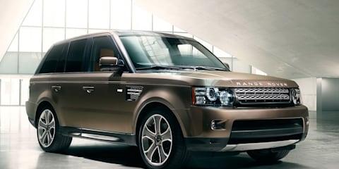 2012 Range Rover Sport on sale in Australia in November
