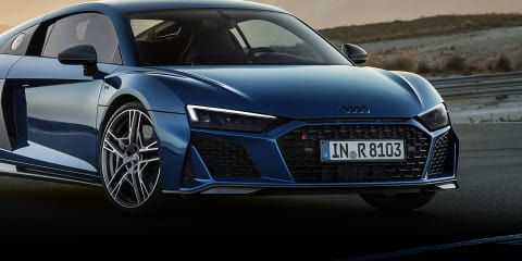 Audi R8 Review Specification Price Caradvice