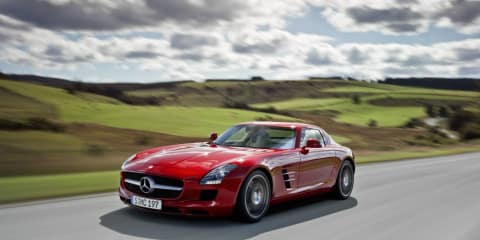 Mercedes-Benz makes a positive start to 2010