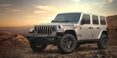 2018 Jeep Wrangler Moab Edition revealed, not for Oz