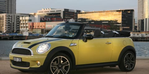 Mini Cooper Cabrio Review & Road Test