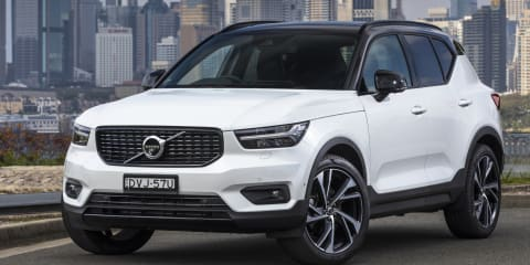 2019 Volvo XC40 pricing and specs