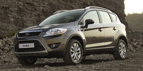 Ford Kuga: New compact SUV launched