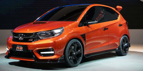 Honda Small RS Concept unveiled - UPDATE