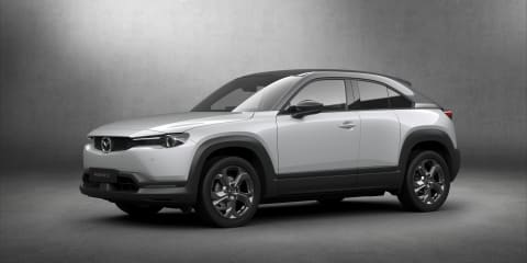 2020 Mazda MX-30:All-electric SUV revealed