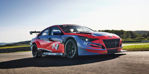 Hyundai adds Elantra N to its TCR customer line-up
