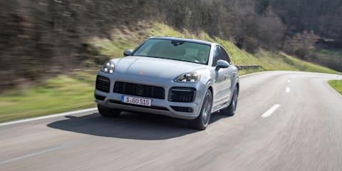 2020 Porsche Cayenne E-Hybrid Coupe price and specs