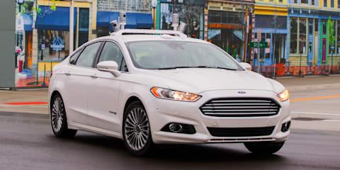 Ford details next-generation autonomous car, teams up with Amazon