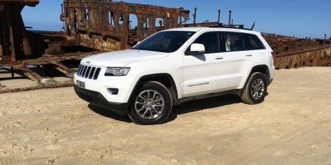 2016 Jeep Grand Cherokee Laredo (4x4) Review