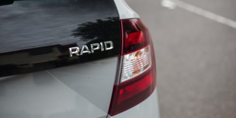 2017 Skoda Rapid facelift confirmed