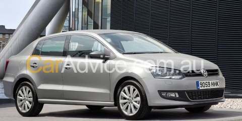 2010 Volkswagen Polo sedan pics
