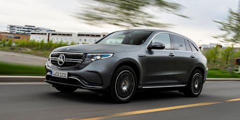 2019 Mercedes-Benz EQC 400 review