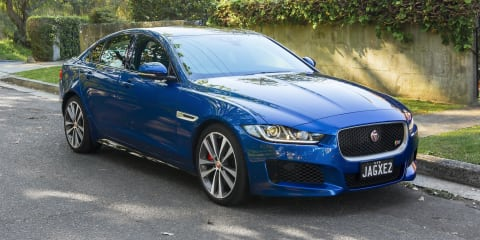 Jaguar XE recalled for seat belt fix