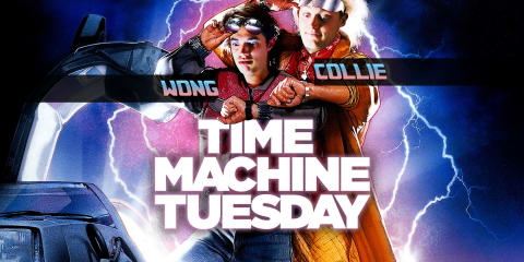 Time Machine Tuesday: 29 May 2018