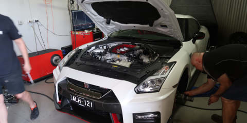 Exactly how much power does the new 2017 Nissan Nismo GT-R make? We will show you