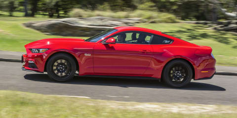 Ford Mustang waiting list out to 2017 with over 6000 orders