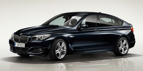 BMW 5 Series Gran Turismo: new base model from $89,900