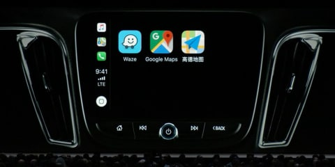 Apple CarPlay to support Google Maps navigation