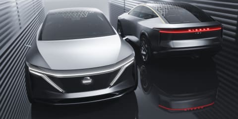 Nissan IMs concept revealed: High-set sedan hits Detroit