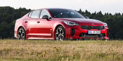2018 Kia Stinger: Australian equipment highlights revealed