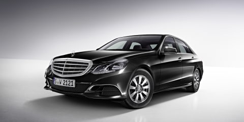 2013 Mercedes-Benz E-Class: E220 CDI, E400 Estate late Oz additions