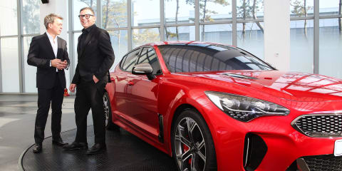 Kia's design bosses in Detroit: The best bits