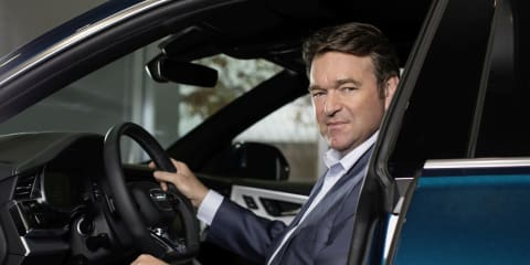 Bram Schot is Audi's new CEO
