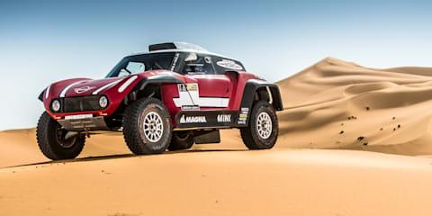 Mini to tackle Dakar in rear-drive JCW Buggy