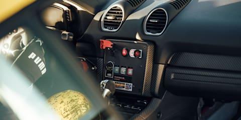 2019 Porsche 718 Cayman GT4 Clubsport unveiled