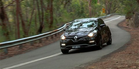 Renault Clio RS Video Review 2013