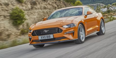 2018 Ford Mustang upgraded to three stars in ANCAP testing