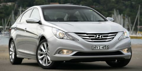 Hyundai Sonata coming back to Australia