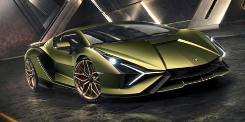 Lamborghini, MIT patent supercapacitor technology