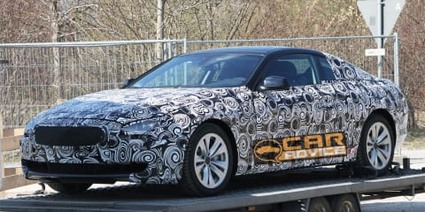 2011 BMW 6 Series Coupe spy photos