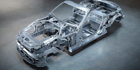 2022 Mercedes-AMG SL to debut new aluminium architecture