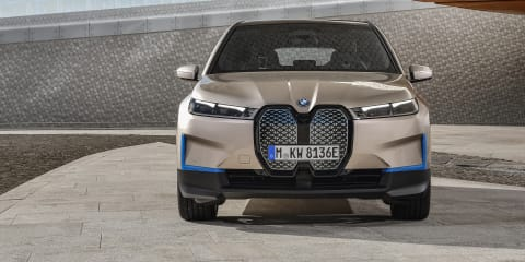 2021 BMW iX electric SUV revealed – UPDATE: Online reservations open for Australia