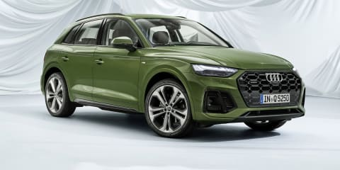 2021 Audi Q5 price and specs: Price rises and updated styling for facelifted SUV
