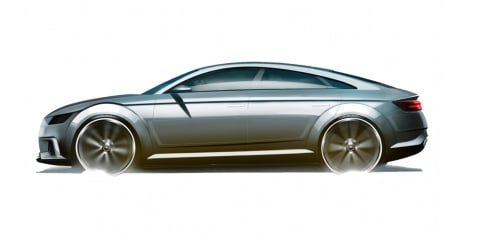 Audi TT Sportback renderings leaked ahead of Paris reveal