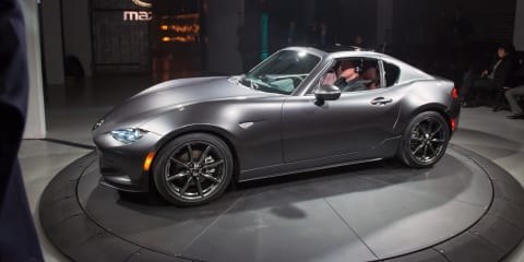 Mazda MX-5 RF finally enters production, Australia launch early 2017