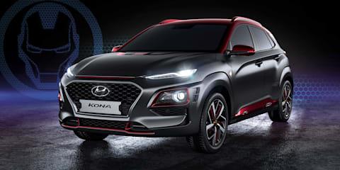 Hyundai Kona Iron Man Edition confirmed for Australia, here Q1 2019