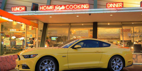 2015 Ford Mustang could carry sub-$50,000 price tag