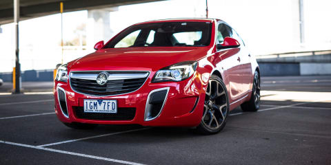 Holden Astra Coupe, Insignia VXR retired; Cascada dropped too - UPDATE